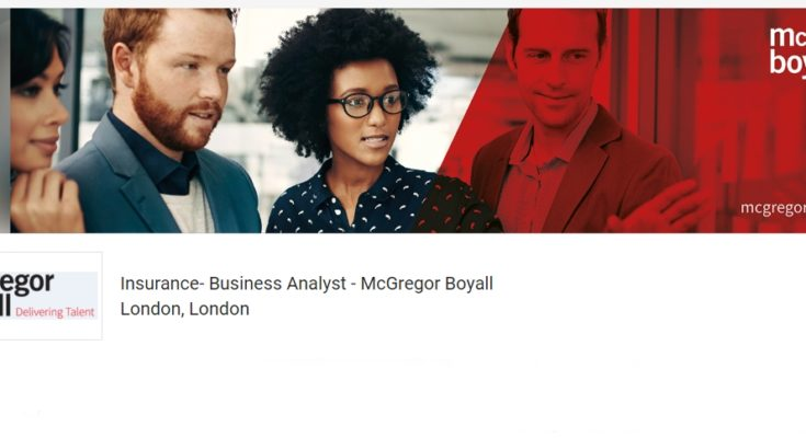 Insurance- Business Analyst